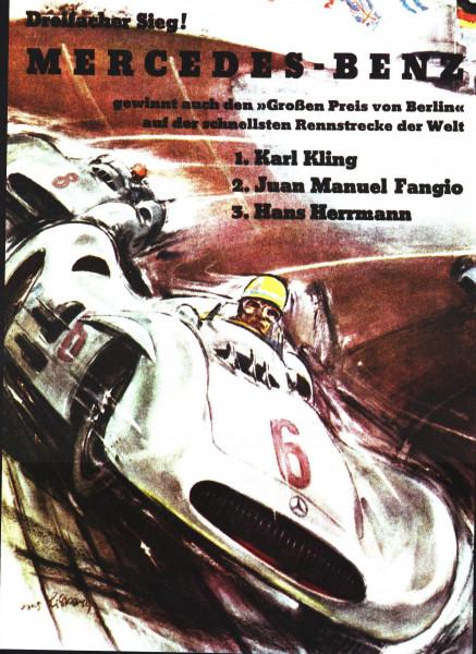 6-Mercedes-Plakat
