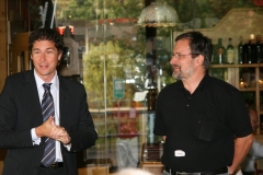 Günther Irmscher und Gottfried Weitbrecht