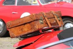 Gepäckstütze am 356er