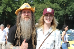 Mrs. & Mr. Magnus Walker