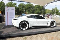 Porsches Beitrag zur Mission E