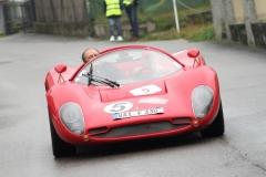Bernd Silberhorn im Ferrari P330 Repl._1602