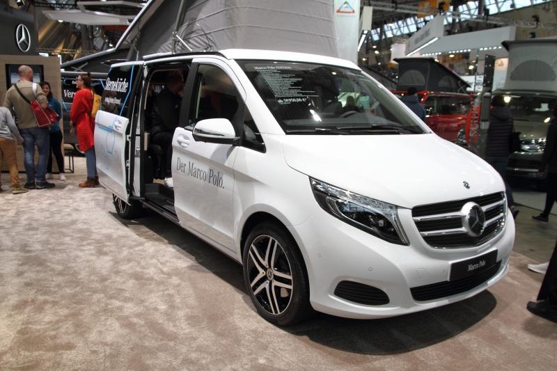Mercedes-Benz präsentiert den Marco Polo