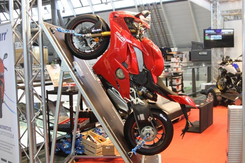 schnelles Bike von Ducati