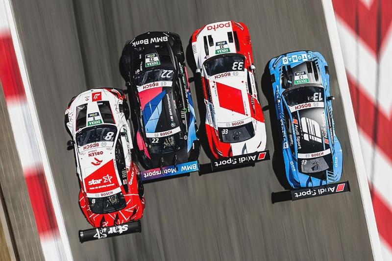 DTM Nürburgring Test 2020