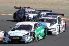 Mike Rockenfeller #99 fuhr sein 150. DTM-Rennen
