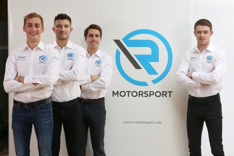 R-Motorsport Launch DTM 2019