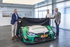 Der 2019er Schaeffler-BMW wird enthüllt - Foto Schaeffler AG