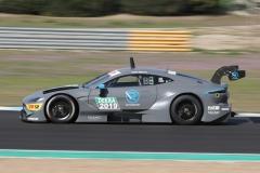 DTM Test Jerez Aston Martin