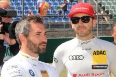 Timo Glock und René Rast sind wieder dabei - Foto Eberhard SträhleJPG