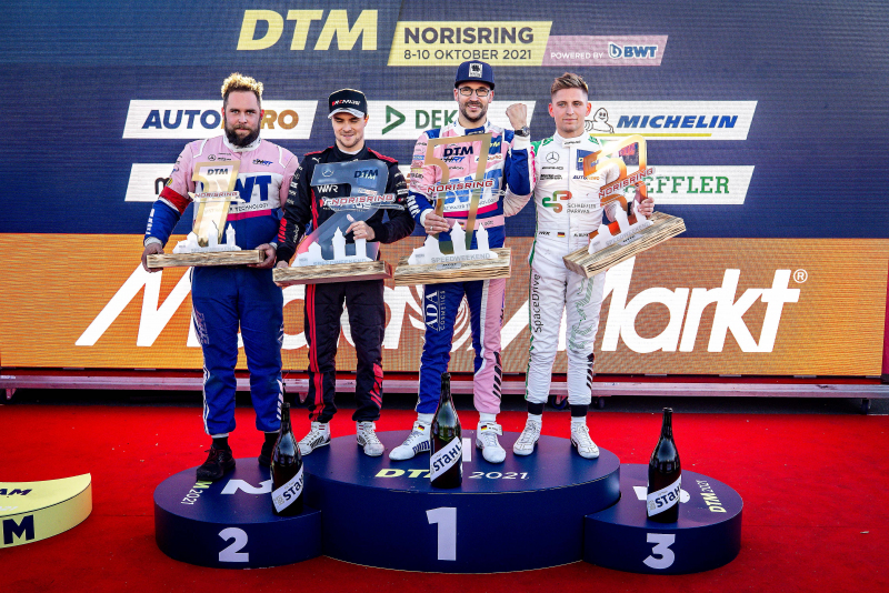 Podium-Norisring-2021_Fotocredit-ITR-DTM