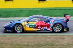 Liam Lawson Ferrari DTM 2021