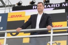 früher gab sich Franz Josef die Ehre, heute der Bayerngeneral Markus Söder_0925