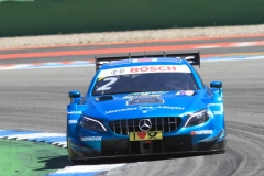 Gary Paffett am Limit