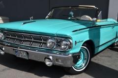 Freigelände West: Mercury Monterey Cabriolet, Bj. 1963