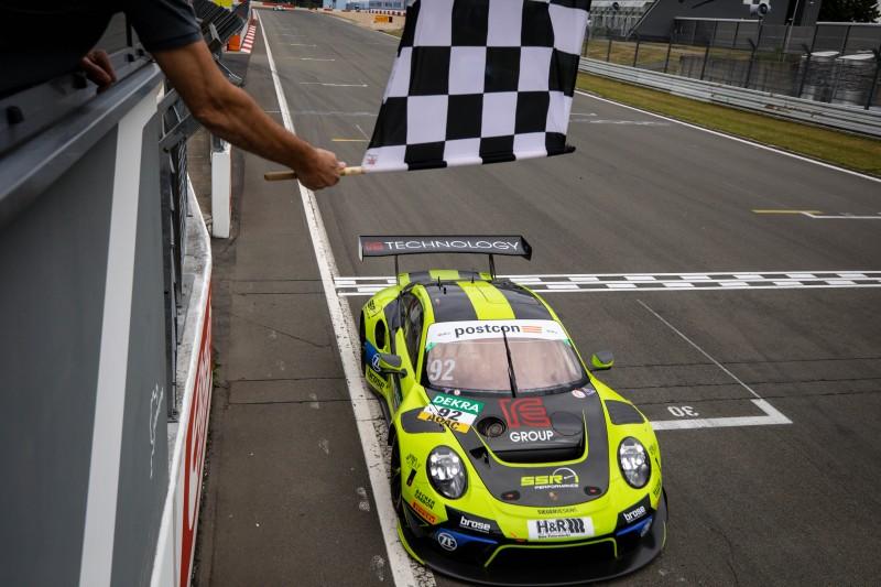 ADAC GT Masters, 3. + 4. Rennen Nürburgring 2020 - Foto: Gruppe C Photography; #92 Porsche 911 GT3 R, SSR Performance: Christian Engelhart, Michael Ammermüller