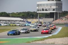 Start in der Porsche Sports Cup
