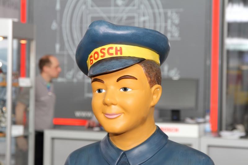 Der BOSCH-Kollege von damals - Foto Strähle