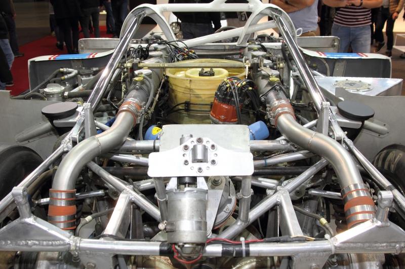 Porsche 917 Can-Am Spyder - Foto Strähle