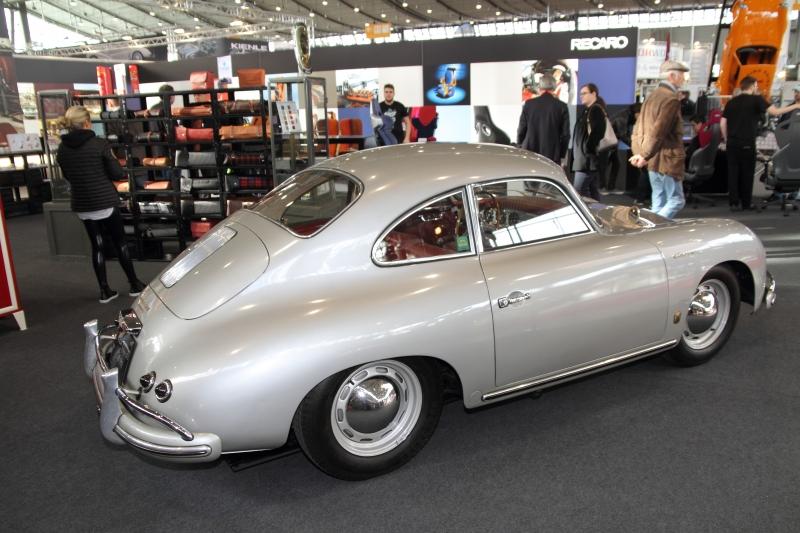 Recaro zeigte einen 356 Carrera - Foto Strähle