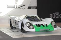 Die Legende - der Porsche 917 - Foto Strähle