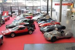 Galerie der automobilen Schönheiten - Foto Strähle