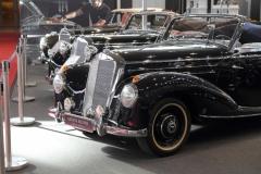 Mercedes en masse - Foto Strähle