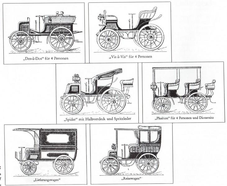 8-Modelle-Horch