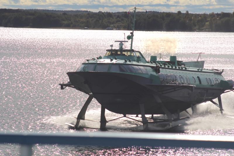 9.2-Tragflächenboote