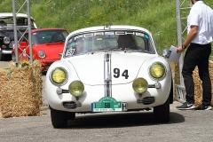 # 7_Michael Moll präsentierte seinen betagten 356 SC