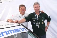 Roland-Asch-fuhr-mit-Josef-Krings-sein-DTM-Auto-von-1990-